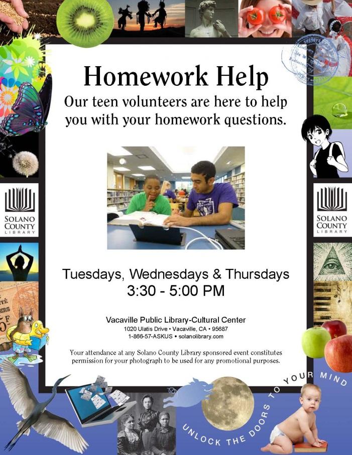 Library homework help