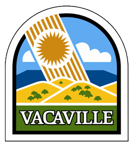 Logo of the City of Vacaville