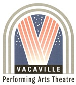 Logo for the Vacaville Performing Arts Theatre