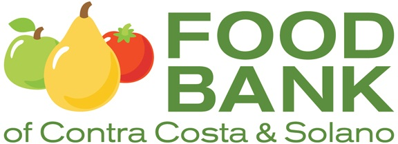 Logo for the food bank of contra costa and solano county