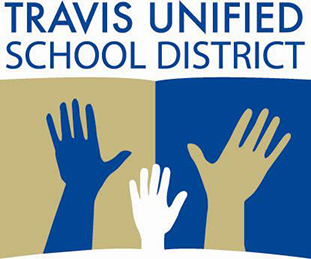 travis unified school district logo
