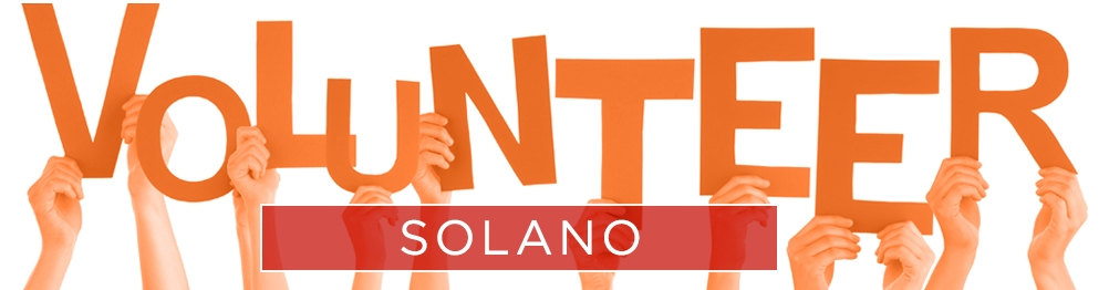 Logo for Volunteer Solano