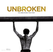 Poster for the movie Unbroken