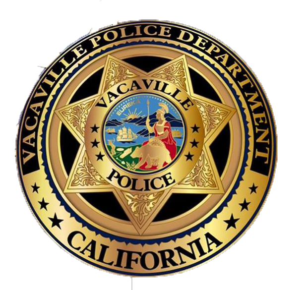 New Vacaville Police Department logo