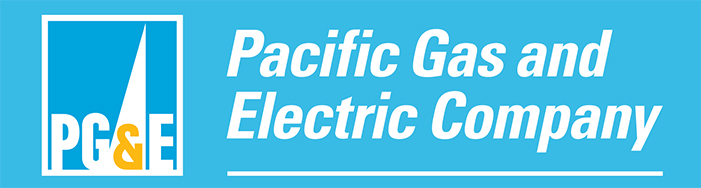 Logo for Pacific Gas and electric