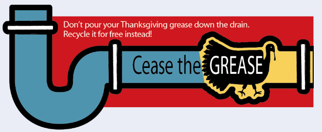 Cease the Grease Turkey