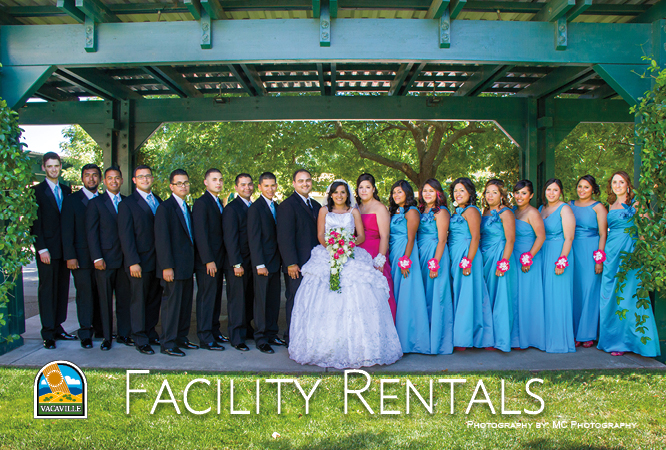 Wedding Party at Ulatis Community Center