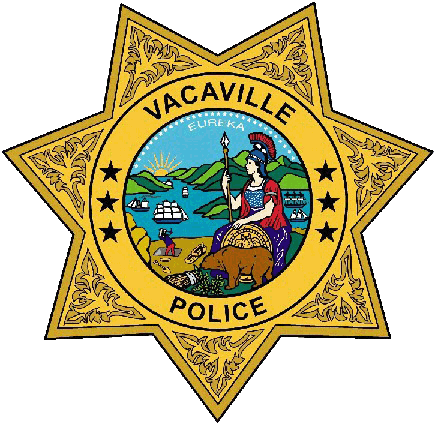 Logo of the Vacaville Police Department