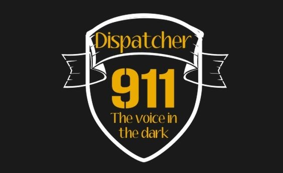 9-1-1 logo - Voices in the Dark