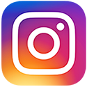 Logo for Instagram social media website