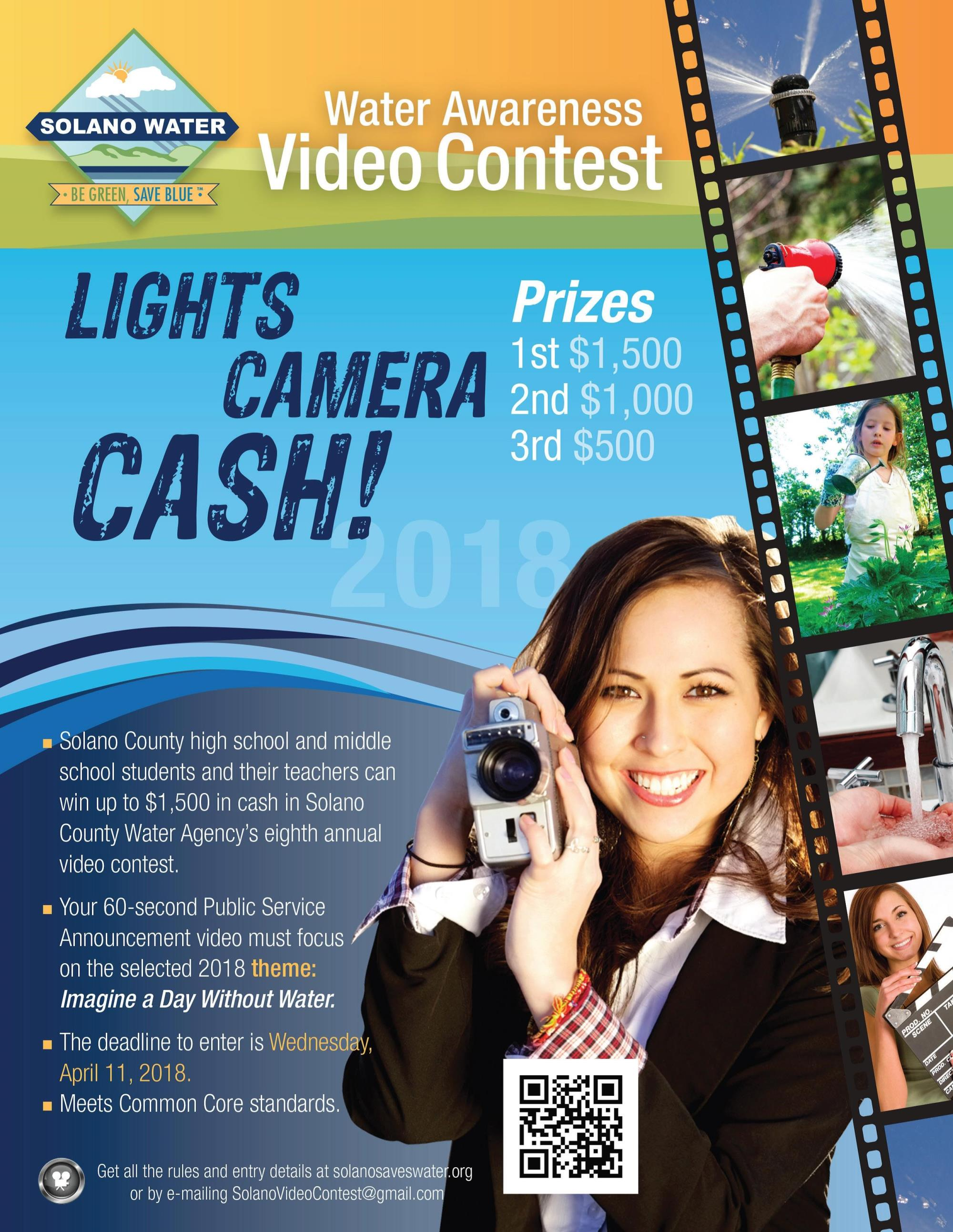 Video Contest Ad Pic