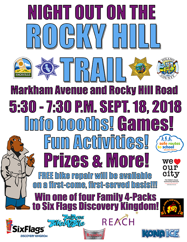Night Out On The Rocky Hill Trail | Event Calendar (All In One