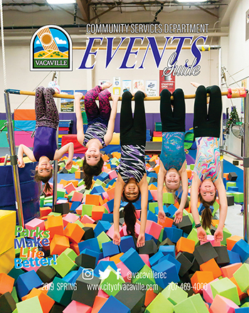 Spring Events Guide available online | News | Vacaville, CA